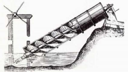 Tornillo Arquímedes